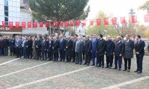 Kahramanmaraş'ta 24 Kasım öğretmenler günü kutlandı