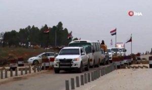Suriye'de esir takası gerçekleşti