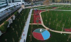 İstanbul'da vatandaşlar Millet Bahçelerine koştu