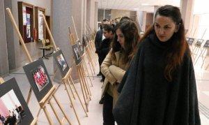 Öğretmenler gününe özel fotoğraf sergisi beğenileri topladı