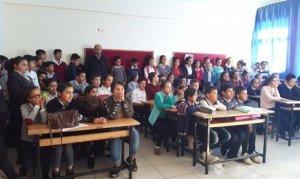 Nurhak'ta Eğitim Semineri Düzenlendi