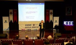 KSÜ'de Enerji Zirvesinin 5.'si Düzenlendi