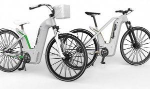 Hidrojen Yakıtlı Bisiklet
