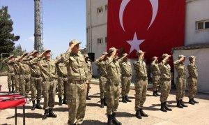 Afşin'de güvenlik korucuları göreve hazır