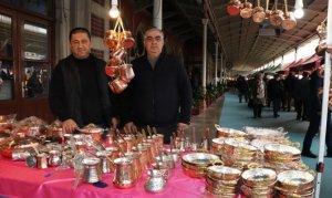 Kahramanmaraş'ın kültürü İstanbul'da görücüye çıktı