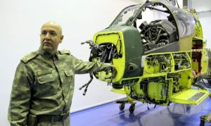 Askeri helikopterler uzman kişilerce yerli ve milli imkanlarla yapılıyor