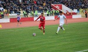 TFF 2. Maç sonucu: Kahramanmaraşspor: 1 Pendikspor: 2