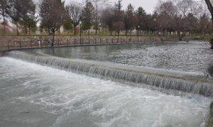 Ceyhan Nehri'nde tekrar su kaynamaya başladı