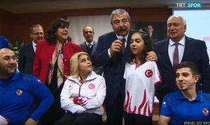 Engelleri Aşmak Sempozyumu TRT Spor'da