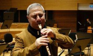 Türk dünyasının hüzünlü çalgısı balaban senfonide yerini aldı