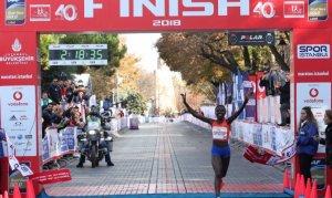 Maratonda rekor