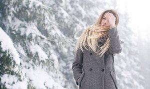 Kış rüzgarları gözünüze zarar verebilir