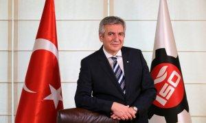 İSO Yönetim Kurulu Başkanı Kahramanmaraş'ta konuştu