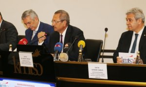 Kahramanmaraş'ta son ekonomik gelişmeleri konuşuldu
