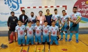 Kahramanmaraş Hokey takımı Milli Takım kampına davet edildi