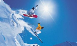 Kış sporlarında yalnız çıkmayın!