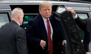 Trump Davos'a gitmiyor