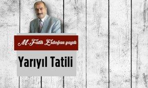 Yarıyıl Tatili