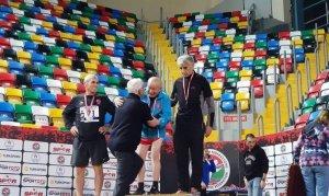 İki Türkiye rekoru kırarak şampiyonaya damga vurdu