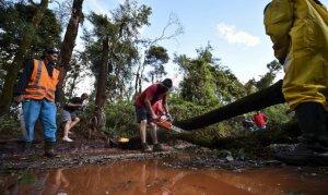 Baraj faciasında hayatını kaybedenlerin sayısı 99'a yükseldi