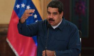 Venezuela Devlet Başkanı Nicolas Maduro Yardımları reddetti