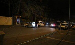 Devriye gezen polis aracına saldırdılar 2 polis yaralandı
