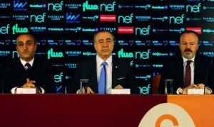 Galatasaray'ın yeni transferleri ardından konuştu