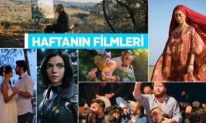 Bu hafta  2'si yerli 8 film vizyona girecek