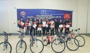 Sanko Okulları İki Tübitak Projesiyle Türkiye Finallerinde