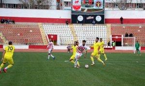 Kahramanmaraşspor, sahasında Menemen Belediyespor'u 4-1 mağlup etti
