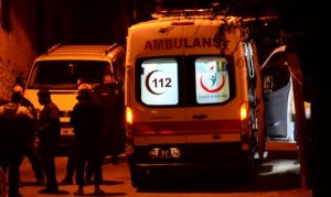 Kahramanmaraş'ta bir kişi evininin önünden ölü bulundu