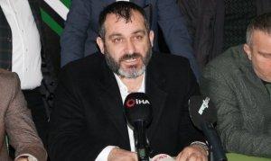 Sakaryaspor Başkanı Ekşi'den açıklama