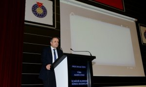 KSÜ ve TÜBA İşbirliğiyle Muhteşem Konferansı gerçekleştirildi