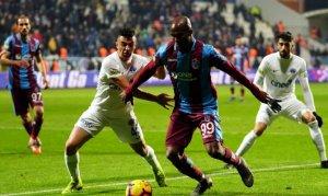 Trabzonspor ile Kasımpaşa yenişemedi