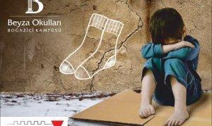 Beyzalı Çocuklardan Yürekleri Isıtacak Davranış