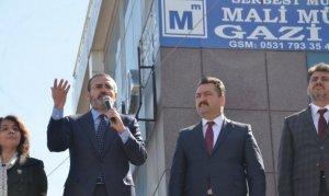 """Ünal: """"Türkiye düşmanları, Cumhur İttifakı'nın oyunun düşmesini bekliyor"""""""