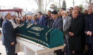 Burhan Kuzu'nun acı günü