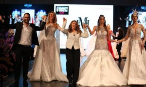 Gelin Damat Fashion Day'de Moda Rüzgarı