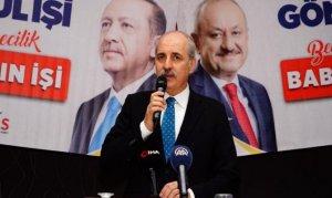 Türkiye ne Amerika'nın ne Rusya'nın kulu kölesi olacak bir ülke değil