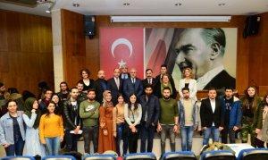 Balkanlara Hüzünlü Veda Konulu Konferans Düzenlendi