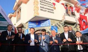Başkan Erkoç Açılıştan Açılışa Koşuyor