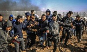 İsrail askerleri Gazze'de 2 Filistinliyi şehit etti