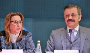 Bakan Pekcan: Türkiye'de biz kağıtsız ihracatı gerçekleştirdik