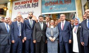 Bakan Pekcan, Cumhur İttifakı'nın adayı için oy istedi