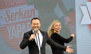 """Serdar Ortaç: """"Evlilik dünyanın en güzel şeyi"""""""