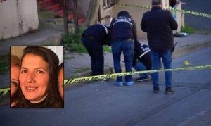 Kadına sokak ortasında kurşun yağdırdı