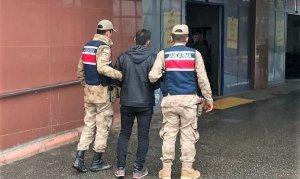 Kahramanmaraş'ta bağ evlerine giren hırsız yakalandı