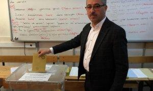 Kahramanmaraş'ın yeni başkanı Hayrettin Güngör oldu