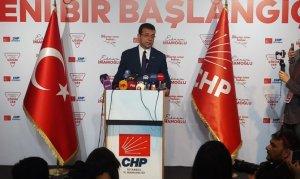 İstanbul'a hizmet edeceğime hepinizin huzurunda söz veriyorum