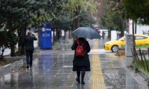 Kahramanmaraş'ın batı ilçeleri için kuvvetli yağış uyarısı yapıldı
